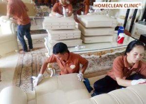 dịch vụ vệ sinh ghế da sofa ghe da salon