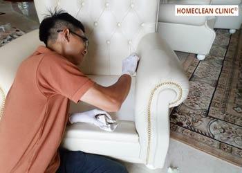dịch vụ sửa chữa ghế da Salon